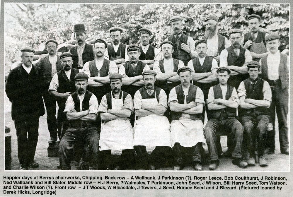 Berry's Workers, 1904