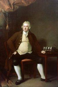 Richard Arkwright, 1790