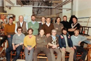 Berry's Upholsterers, 1983