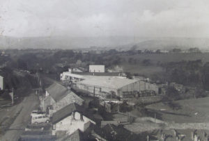 New Kirk Mill, Berry's, c1970