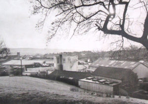 New Kirk Mill, Berry's chairworks c1970
