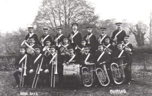 Chipping Band Before 1912