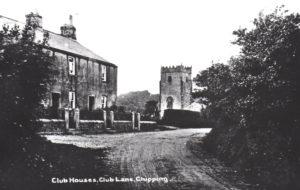 Club Houses , Club Lane Chipping