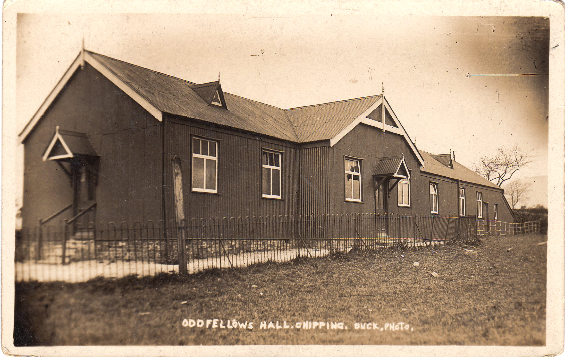 Oddfellow's Hall Chipping