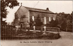 St Marys Church Chipping
