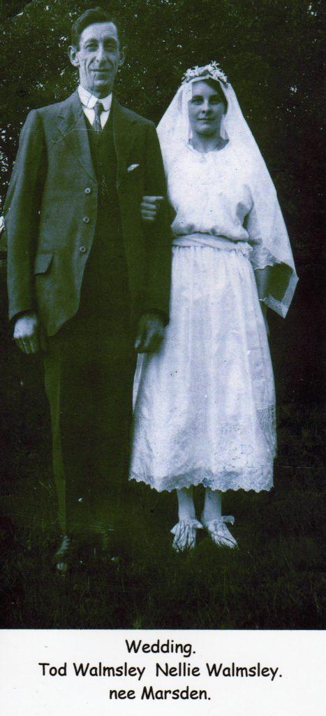 Tod & Nellie Walmsley