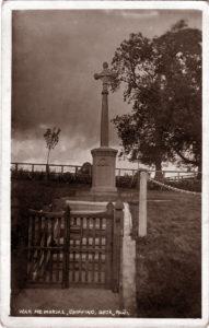 War Memorial Chipping