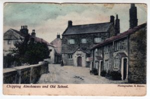 Chipping, Almshouses and Old School