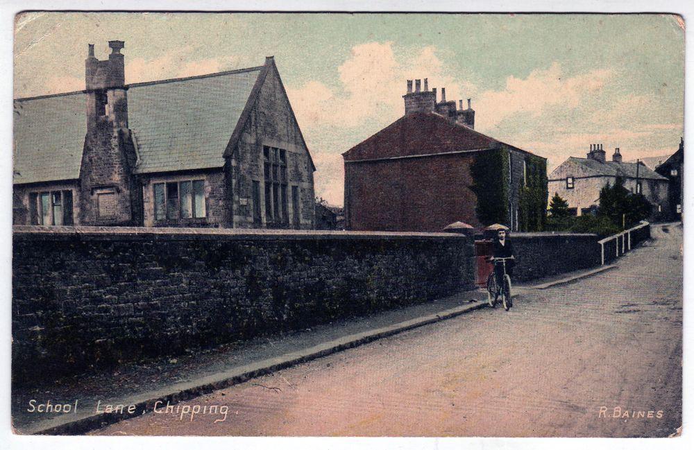 Chipping, School Lane