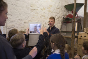 Documenting the Corn Mill trip